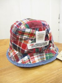 画像2: ★SALE GROOVY.C GRC BUCKET HAT 2;黒