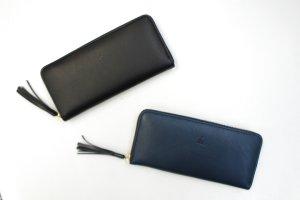 画像1: ☆FEU D'UN PHARE 長財布  (1)