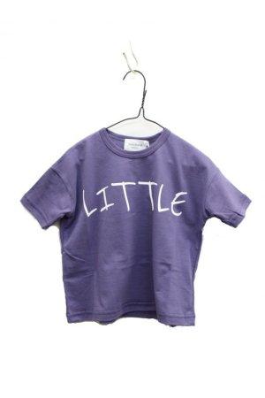画像1: 40%off nunuforme  LittleプリントT   カラー;Purple (1)